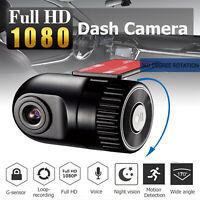 Mini 1080P HD Car Dash Camera Video DVR Cam Recorder Night Vision + G-sensor AU