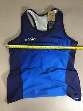 Borah Teamwear Womens Size Xl Xlarge Tri Triathlon Top