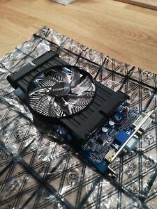 Gigabyte Radeon 6670 GV-R667D3-2GI Graphics Card 2GB DDR3 SPARES/UNTESTED GPU97