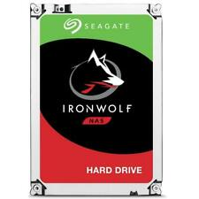 "8TB Seagate ST8000VN004 IronWolf NAS HDD 3.5"" SATA Internal Hard Drive 7200RPM"