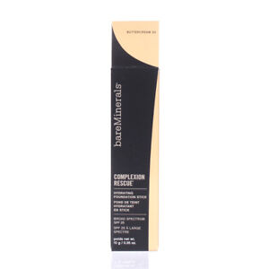 BareMinerals Complexion Rescue Hydrating Foundation Stick 03 BUTTERCREAM 0.35oz/