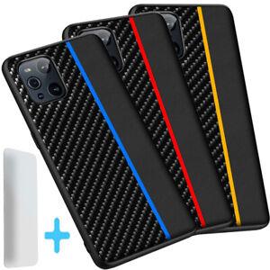 Für OPPO Find X3 Pro Hülle Outdoor Case Cover Bumper Schale + DISPLAYSCHUTZGLAS