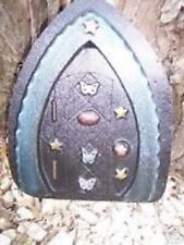 Gostatue nature fairy door mold plaster mold concrete mold mould star butterfly