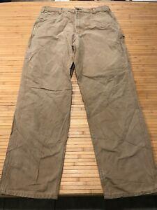 MENS 38 x 34 - Carhartt B11 Duck Dungaree Work Pants