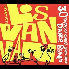 The Legendary Los Van Van: Thirty Years of Cuba's Greatest Dance Band