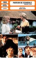 FICHE CINEMA : PARFUM DE SCANDALE - Plowright,Farrow,Irvin 1993 Widows' Peak
