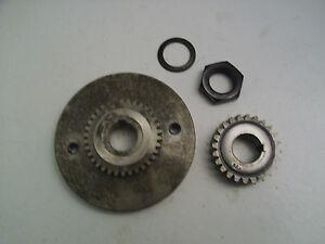 1997 Gas Gas JTX 320 crankshaft gears