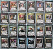 Star Trek CCG Voyager Rare Cards [140R -> 199R]