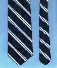 "Vintage Higbee'S Guardsman Tergal-France Polyester Necktie - 4-1/4"" x 53-1/2"""