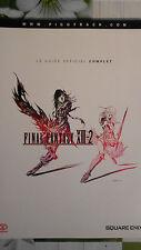 Guide officiel Final Fantasy XIII-2 Playstation 3 PS3 FF13-2