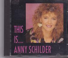 Anny Schilder-This Is cd album