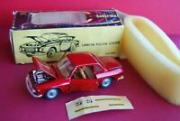 Politoys M. lancia fulvia coupe scala 1:43 made in italy die cast REF 520