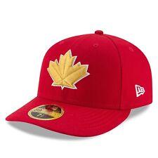 2018 New Era Toronto Blue Jays 59fifty 6 7/8 Cap Hat MLB Stars Stripes Low Crown