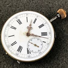 OLD HIGH GRADE QUARTER REPEATER POCKET WATCH MOVEMENT