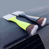1X Vehicle Auto Air Vent  Dash Dust Brush Detail Cleaning Brush Car Accessories