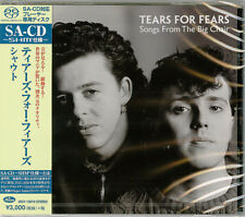 Tears Für Fears-Songs From The Big Chair-Japan Shm-Sacd G88