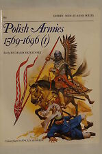 Polish Armies 1569-1696 (1) Men At Arms 184 Osprey Reference Book