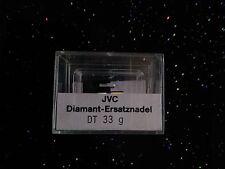 JVC/VICTOR DT 33, DT 33 g, DT 33 H Stylet Stylus Réplique réplique