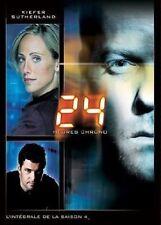 24 Heures chrono : L'Intégrale Saison 4 - Coffret 7 DVD