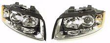 NEW GENUINE Audi A4 S4 Headlight SET Left Right Head Light B7 8E Xenon DRL 05-07