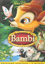 DVD - Bambi - Edizione Speciale 2 Dischi - Walt Disney