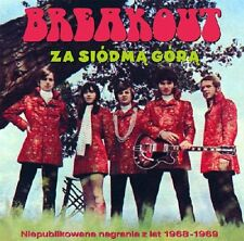 BREAKOUT - Za Siodma Gora - CD + DVD 2016 Kameleon Records