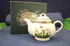 Earthenware British 1980-Now Portmeirion Pottery Tea Pots
