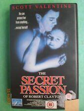 SECRET PASSION OF ROBERT CLAYTON -  ORIGINAL BIG BOX RARE & DELETED