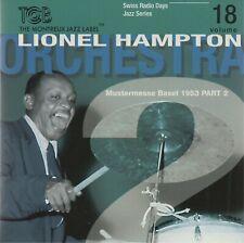 LIONEL HAMPTON ORCHESTRA - Mustermesse Basel 1953 Part 2 - CD album