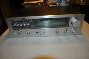 Fisher CA-2120 Studio Standard Integrated Stereo Amplifier Tested & Working