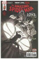 Amazing Spider-Man #795 Alex Ross Black & White Fourth (4th) Print Variant