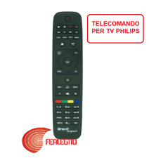 MANDO A DISTANCIA NEGRO SOLO PARA TV PHILIPS LCD DEL PLASMA TELEVISIÓN ART.94482
