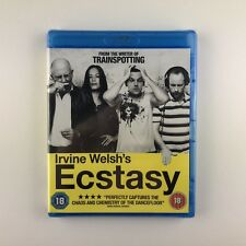 Irvine Welsh's Ecstasy (Blu-ray And CD, 2012) *New & Sealed*