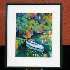 Impressionism Pastel Original Art Paintings