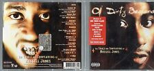 OI DIRTY BASTARD ODB CD THE TRIAL AND TRIBULATIONS OF RUSSEL JONES 2002