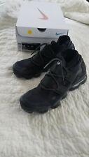 Nike Triple Black Vapormax FK Utility Mens 12