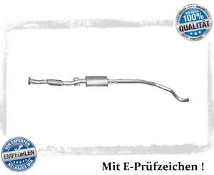 Mittelschalldämpfer mit Flexrohr Alfa Romeo Mito 1.4 58/70/77KW Auspuff