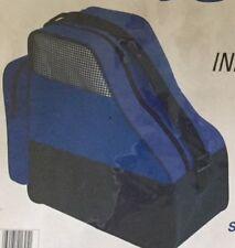 Chicago Skate Bag Inline Skates Storage Carry-All Bag Blue Black & Purple Bg100