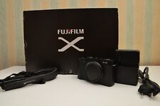 "Fujifilm X-M1 series X Digitalkamera APS-C - Schwarz-Black ""Fuji Fachhändler"""