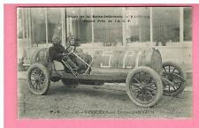 CPA - 76 - CIRCUIT DE LA SEINE INFERIEURE 1907  -  COURSE AUTOMOBILE -  STRICKER