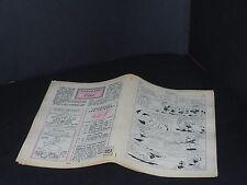 Topolino bollino originale libretto n 35   per recupero restauro