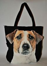 3D bag animal Cute & Unique Gift with JACK RUSSELL TERRIER Handmade!