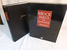 Brockhaus - die Enzyklopädie: Weltatlas, Atlas zum 21. Jahrhundert