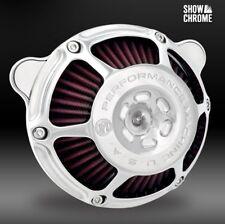 Performance Machine PM Max HP Chrome Air Cleaner for Harley & Custom