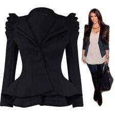 Cappotti e giacche da donna formale senza marca con bottone