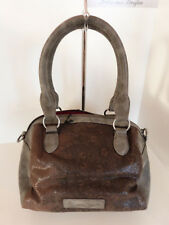 eb3b337bc3705 ✿Winter 1 17✿Fritzi aus Preußen Shopper kleine Handtasche JUANITA PANAMA  MAROON