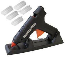 Pro 15-80w Inalámbrico Recargable caliente derretir Glue Gun Hobby Craft & 52 Palos Nuevo