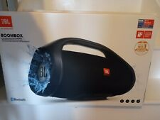 JBL JBLBOOMBOXBLKEU Boombox Portable Bluetooth Speaker - Black