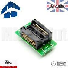 1.27mm PSOP 44 PSOP SOP44 a DIP44 Adaptador Zócalo Para Chip Programador Willem