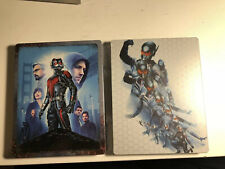 Ant-Man & Ant-Man and Wasp Best Buy 4K Steelbook READ!!